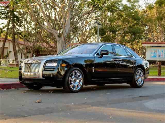 2011 Rolls-Royce Silver Ghost | 1046429