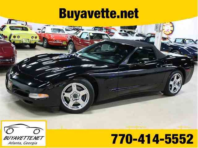 1998 Chevrolet Corvette | 1040646