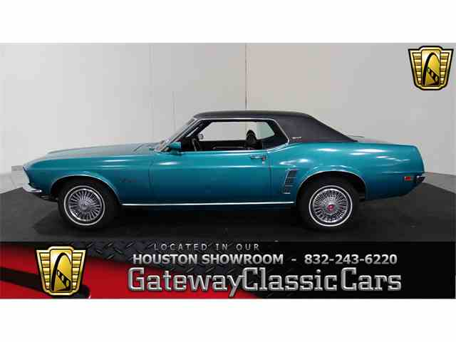1969 Ford Mustang | 1040648