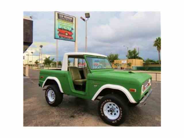 1971 Ford Bronco | 1046489