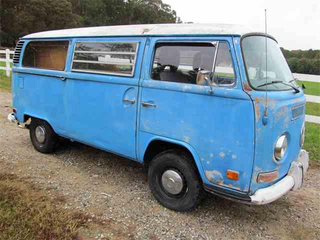 1972 Volkswagen Bus | 1040065