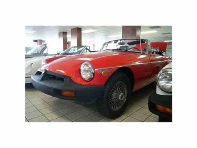 1978 MG MGB | 1046501