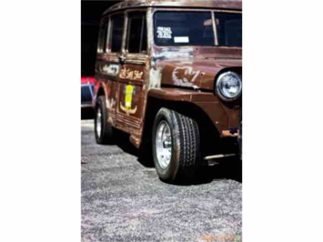 Picture of '46 WAGON RAT ROD - MFI5