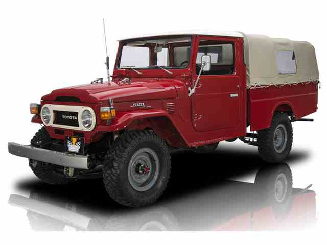 Picture of '76 Toyota Land Cruiser FJ - $79,900.00 - MFIU