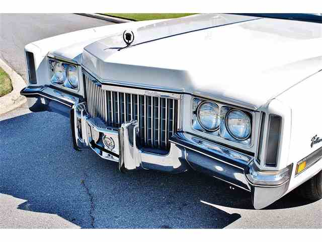 Picture of Classic 1972 Cadillac Eldorado located in Lakeland Florida Offered by Primo Classic International LLC - MFJ0