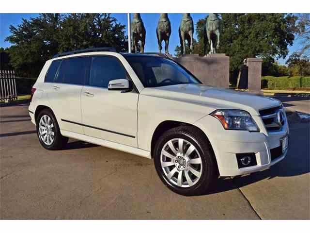 Picture of '12 GLK350 located in Fort Worth Texas - $18,900.00 - MFJH