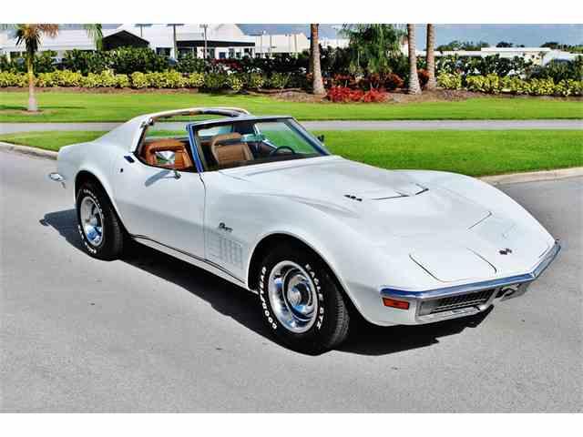 1971 Chevrolet Corvette | 1046595
