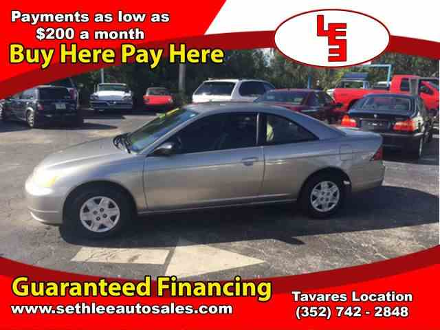 2003 Honda Civic | 1046602