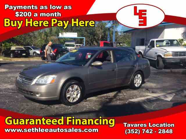 Picture of 2005 Nissan Altima - $5,595.00 - MFKF