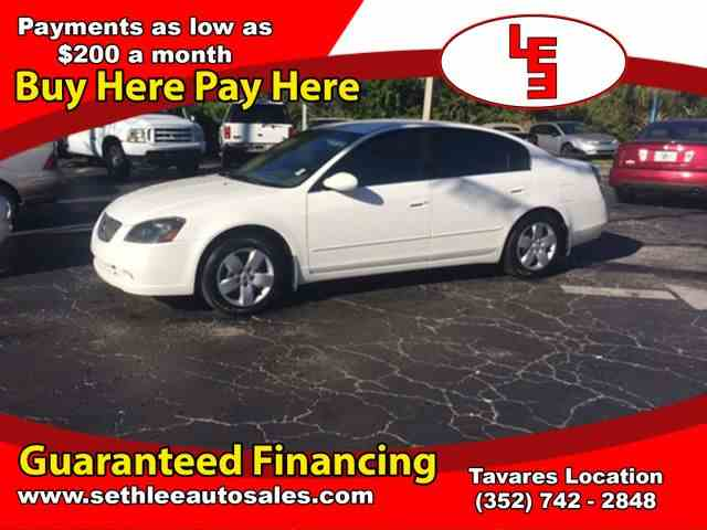 Picture of 2006 Nissan Altima - $7,495.00 - MFKG