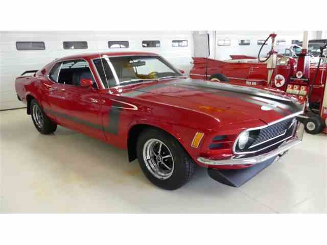 1970 Ford Mustang | 1040661