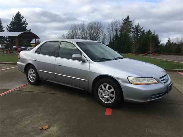 2002 Honda Accord | 1046618