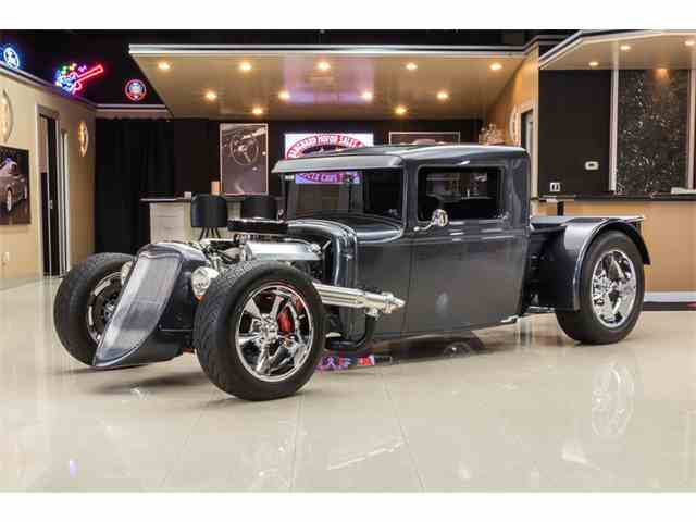 1930 Ford Model A Pickup Street Rod | 1046622