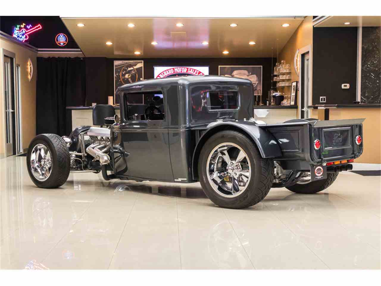 1930 Ford Model A Pickup Street Rod For Sale Classiccars