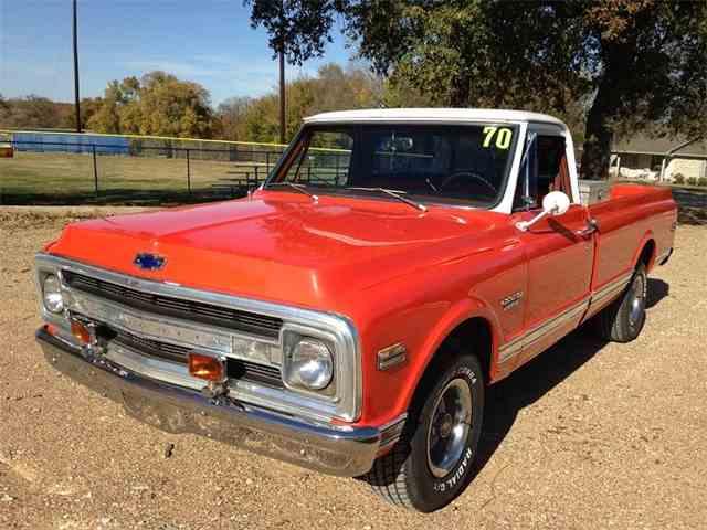1970 Chevrolet C/K 10 | 1046625