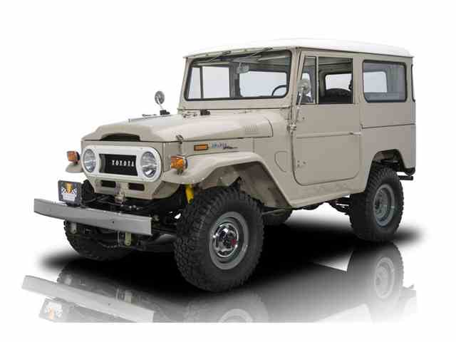 Picture of '71 Land Cruiser FJ40 - MFKZ