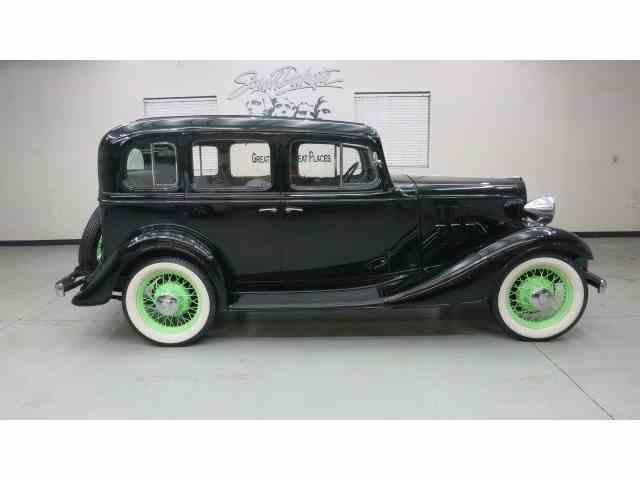 1933 Chevrolet Eagle | 1040663