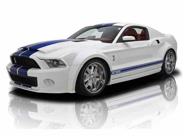 Picture of '12 Shelby GT500 - MFL3