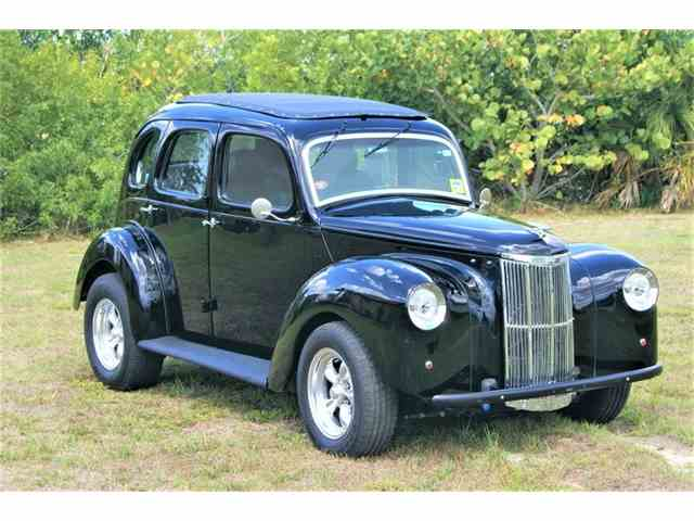 1951 English Ford Prefect 4 Door Saloon | 1040664