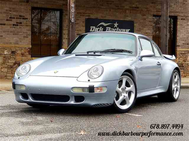 Picture of '96 911 Carrera Turbo - MFLF