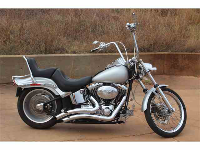 Picture of '07 Softail - MFLH