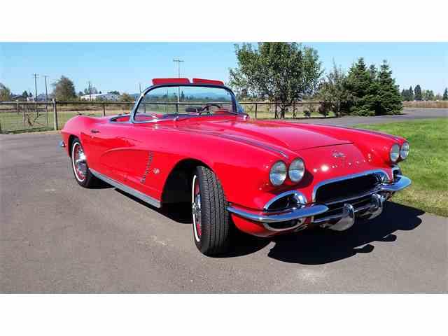 1962 Chevrolet Corvette | 1046650