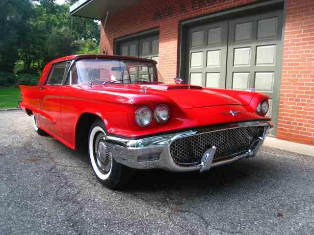 1960 Ford Thunderbird | 1046653