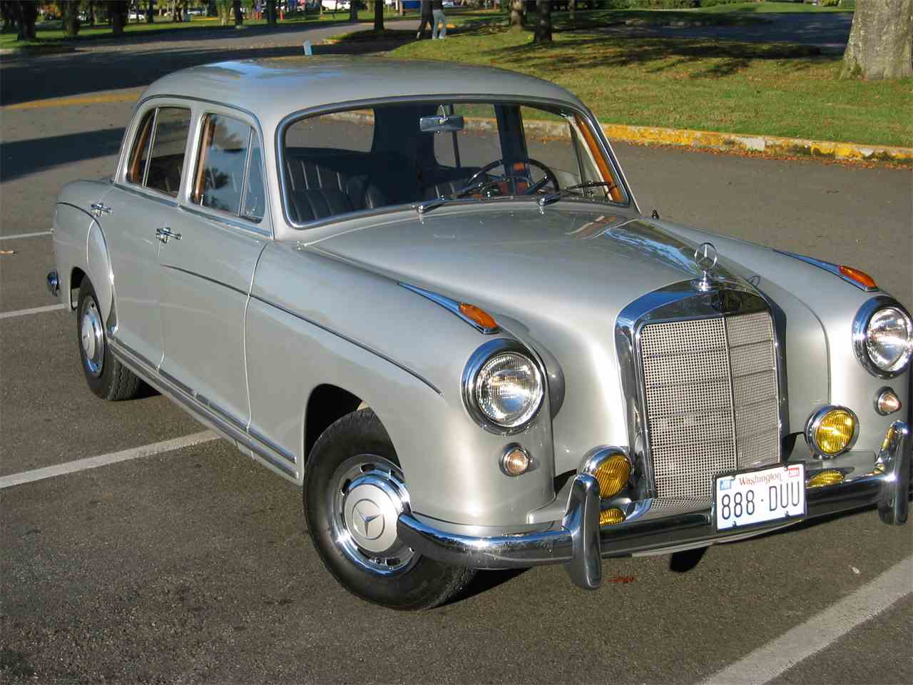 1958 mercedes benz 220 for sale cc 1046654 for 1958 mercedes benz 220s for sale