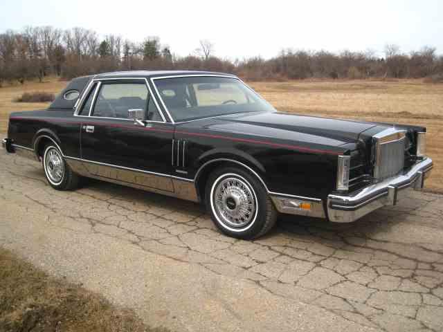 1982 Lincoln Continental Mark VI | 1046667