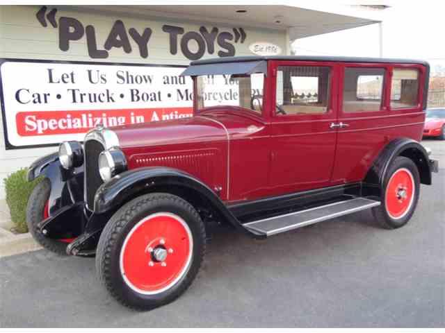 1925 Willys Sedan | 1046684