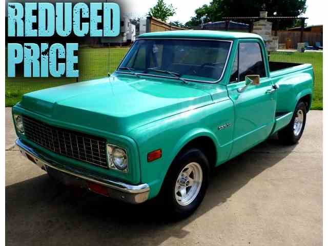 Picture of '71 C10 - MFMX