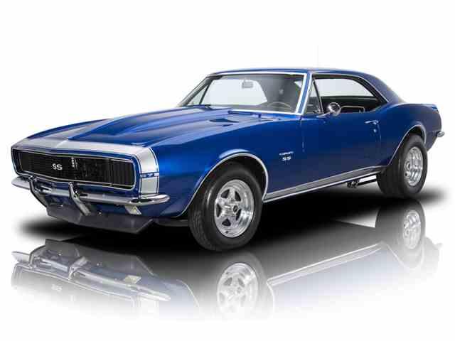 1967 Chevrolet Camaro   1046698