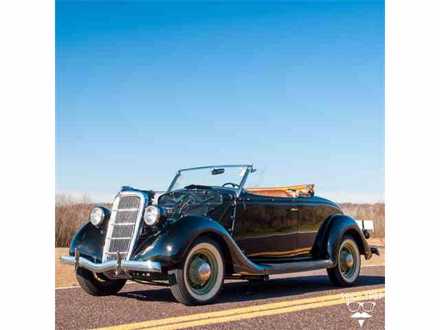 Picture of Classic 1936 Phaeton Auction Vehicle Offered by MotoeXotica Classic Cars - MFMZ