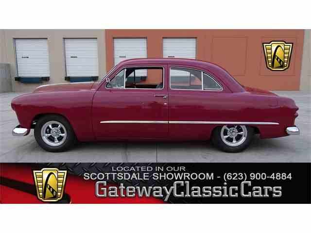 Picture of Classic 1950 Ford Sedan located in Arizona - $20,595.00 - MFNH