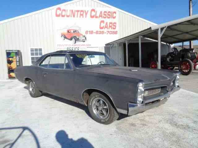 Picture of Classic '67 Pontiac GTO located in Illinois - MFNL