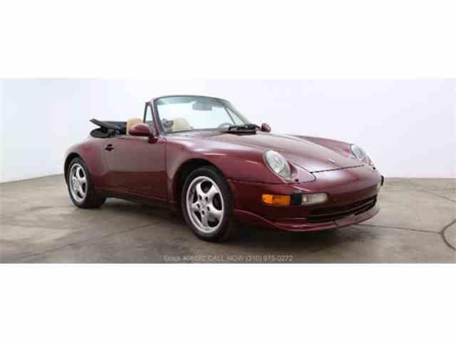 1997 Porsche 993   1046723