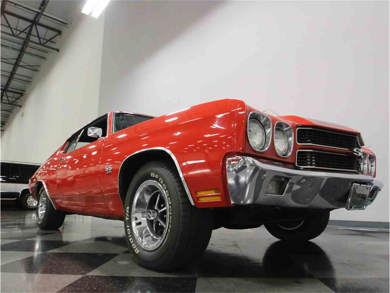 Large Picture of '70 Chevelle SS - MFNU