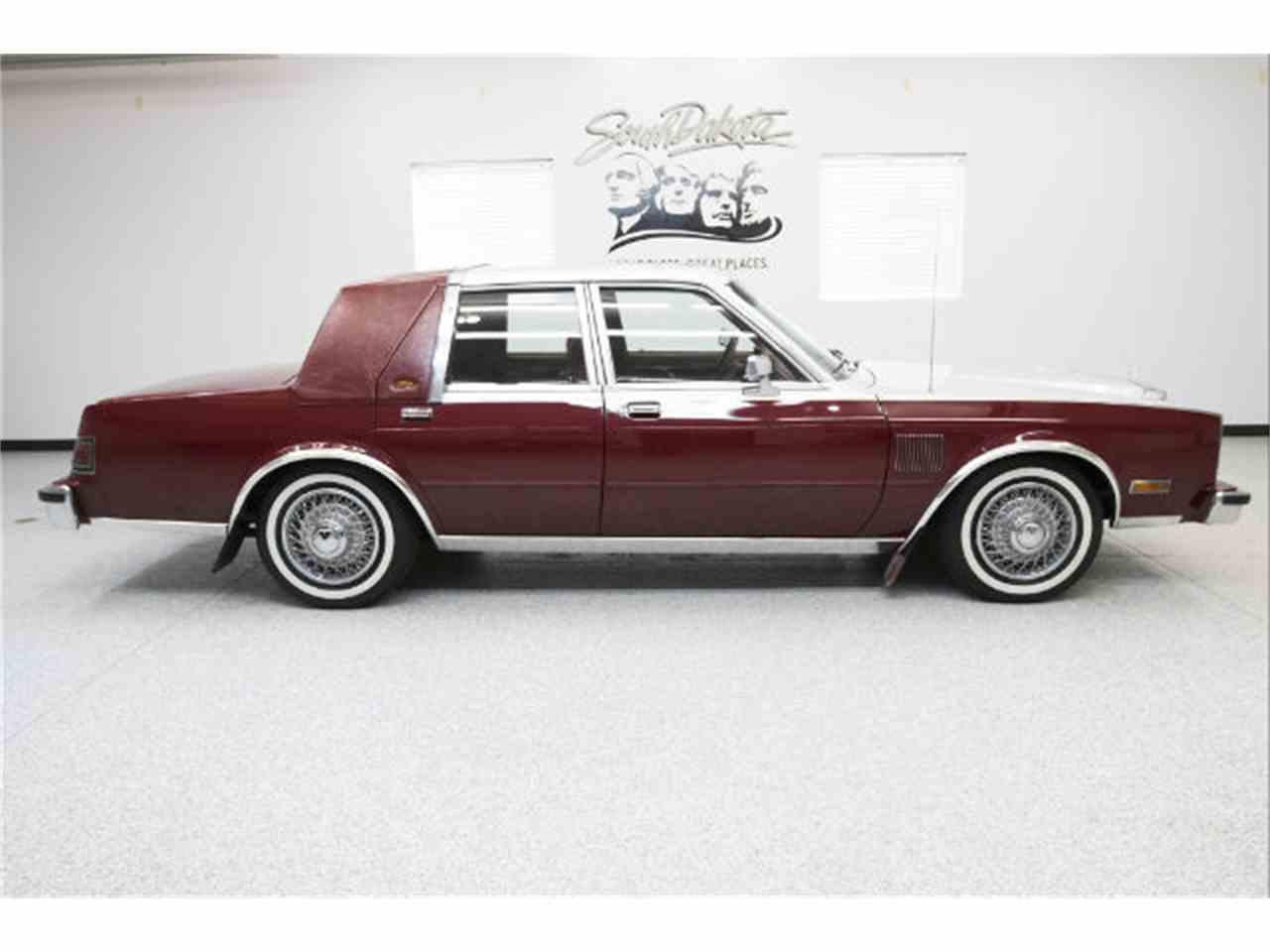 1986 Chrysler Fifth Avenue for Sale - CC-1046735