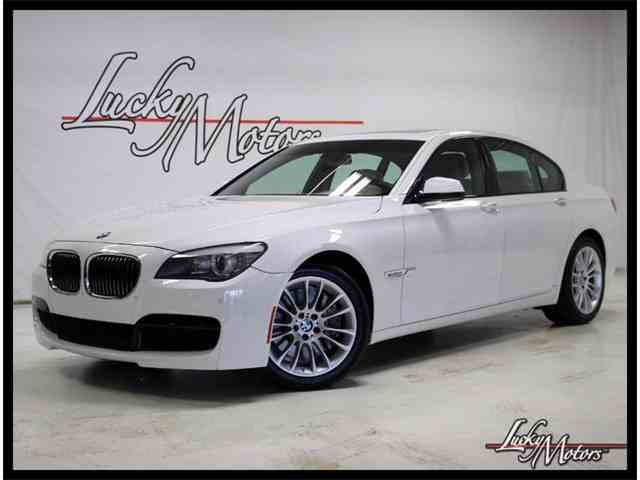 2012 BMW 7 Series | 1046742