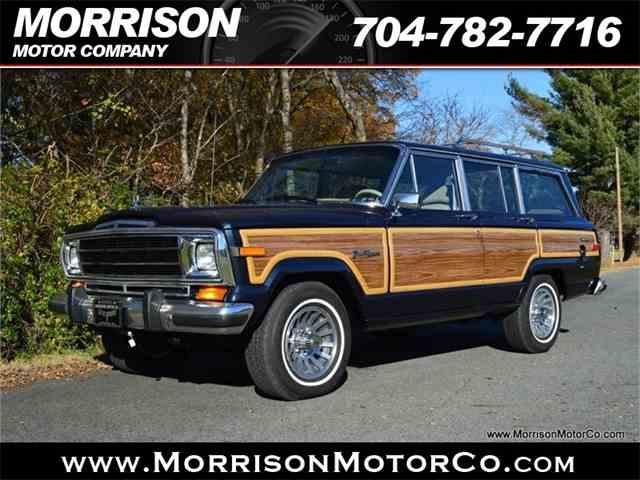 1990 Jeep Wagoneer | 1046777