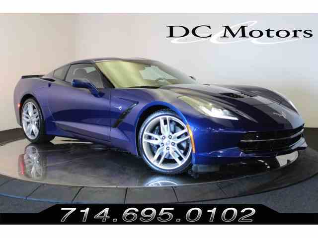 Picture of '17 Chevrolet Corvette - $53,800.00 Offered by DC Motors - MFPU