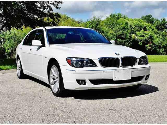 2008 BMW 750li   1046805