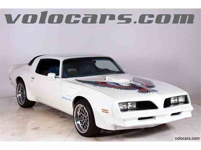 1977 Pontiac Firebird Trans Am | 1040681