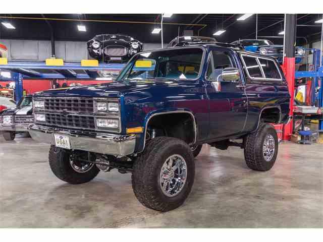 1991 Chevrolet Blazer | 1040682