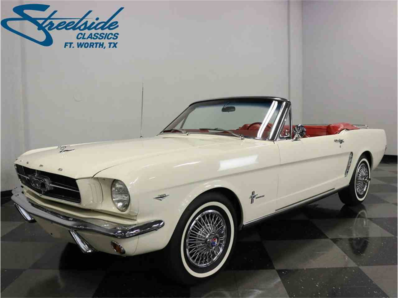 1965 Ford Mustang for Sale - CC-1046820