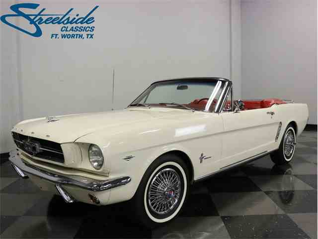 1965 Ford Mustang   1046820