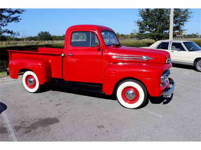 1952 Ford F1 | 1046825