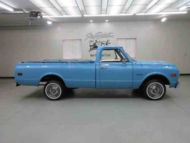 Picture of 1969 C/K 10 located in South Dakota - $17,950.00 Offered by Frankman Motor Company - MAZV