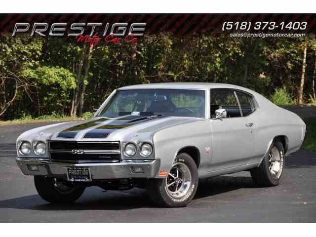 Picture of '70 Chevelle SS - MAZW