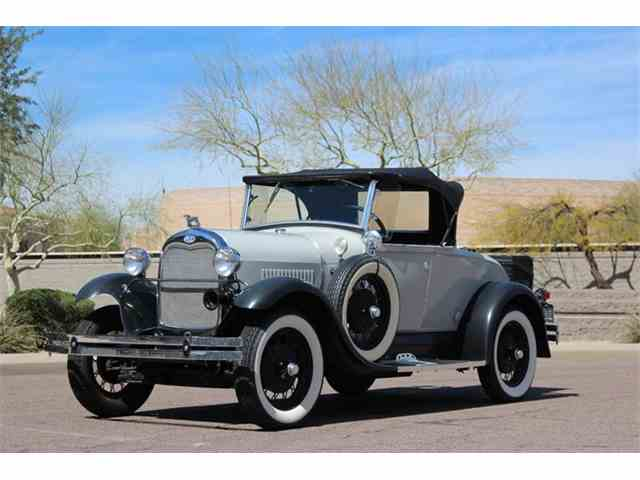 1929 Ford Model A | 1046844